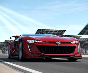 VW Lifts Virtual Curtain on the GTI Roadster Vision