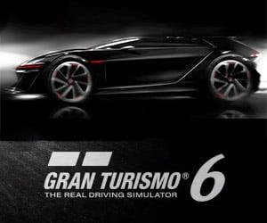 VW Teases GTI Vision Gran Turismo Concept