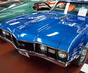 Five Cool Cars You Can Buy at the Volo Auto Museum