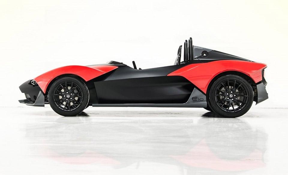 Zenos E10 Lightweight Sports Car Coming to U.S.