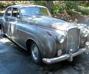 Barn Find: 1956 Bentley S1 Saloon