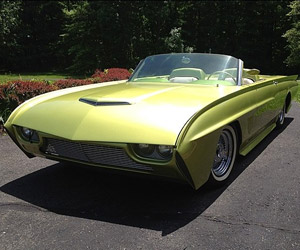 Amazing Customized 1963 Thunderbird for Sale