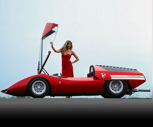 Concepts from Future Past: 1969 Fiat Abarth 2000 Scorpione
