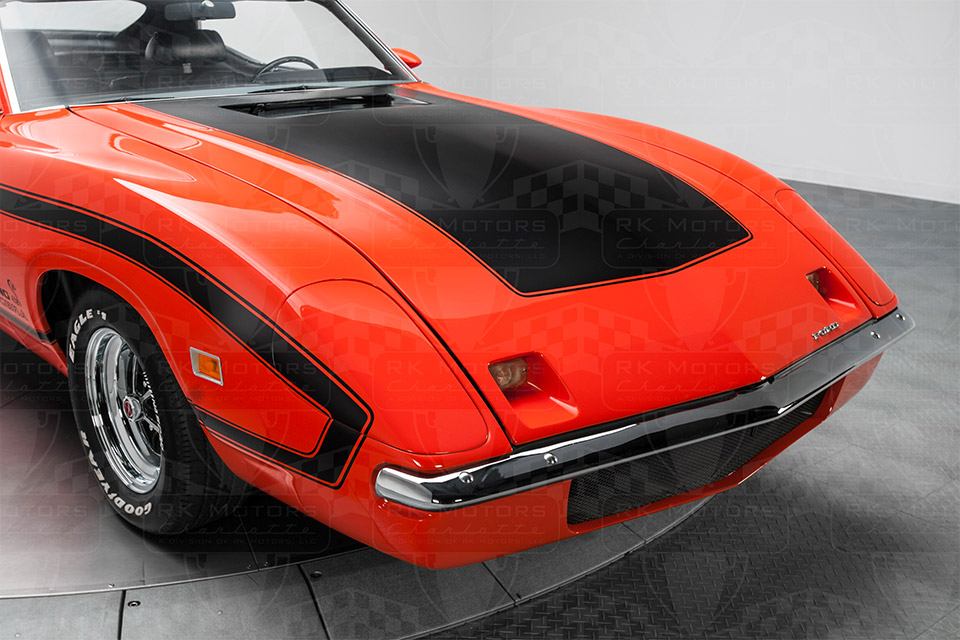 an error occurred - Ford Torino King Cobra