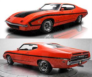 1970 Ford Torino King Cobra Prototype for Sale
