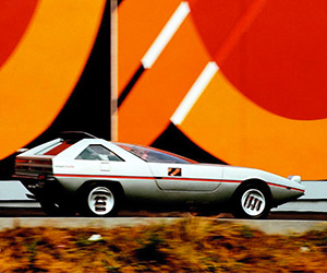 Concepts from Future Past: 1972 Alfa Romeo Caimano