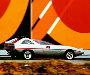 Concepts from Future Past: 1972 Alfa Romeo Caimano
