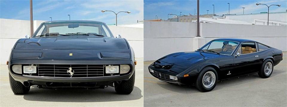 Rare 1972 Ferrari 365 GTC/4 2+2 for Sale