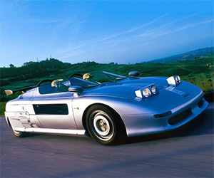 Concepts from Future Past: Italdesign Aztec Barchetta