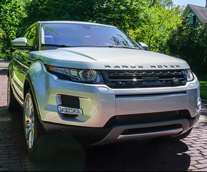 Review: 2014 Land Rover Range Rover Evoque