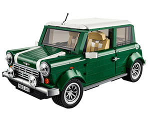 The Miniest MINI: The LEGO MINI Cooper