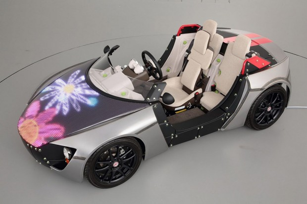 2014 Toyota Camatte 57s Concept Not Just For Kids 95 Octane