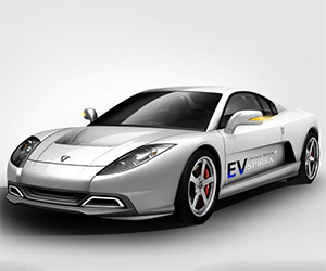 Pure Electric 2015 Oullim Spirra EV Headed to Europe