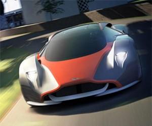 Aston Martin Unveils the DP-100 Vision Gran Turismo