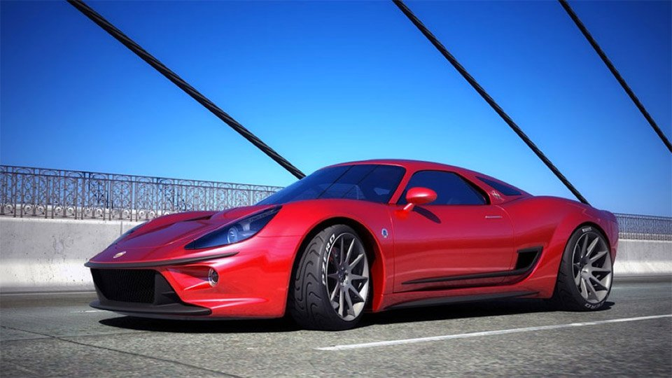 ATS 2500 GT Gets a Modern Remake