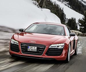 Audi to Take on Tesla in the Electric Car Space