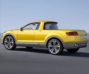 Audi e-Truc Pickup Truck Concept
