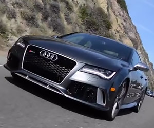 Gadget Review Takes the Audi RS7 for a Spin