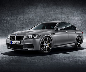 BMW M5 30th Anniversary Edition for Sale on eBay