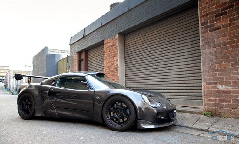 Carbon Fiber Audi-Powered Lotus Exige for Sale