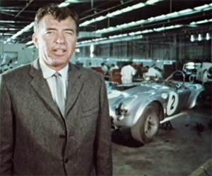 Carroll Shelby: Building the Cobra, GT350 & Ford GT