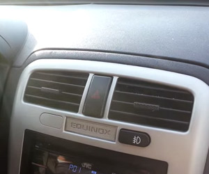 This Chevy Equinox Has the Best Air Conditioning