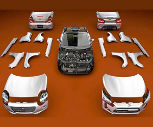 Daihatsu Copen to Offer Interchangeable Body Panels