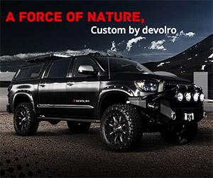 Devolro Diablo Custom Toyota Tundra 4×4