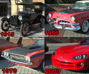 Dodge: 100 Years, 100 Seconds