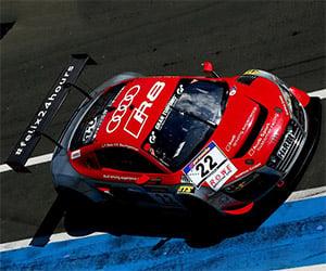 Audi Teases Baumgartner's Nürburgring 24 Hours Race