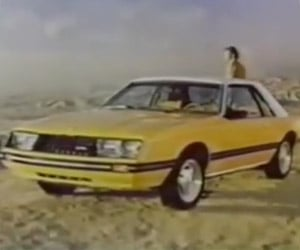 From the Vaults: '79-'81 Mustang Commercials