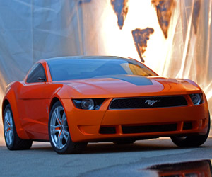 Concepts from Future Past: 2006 Giugiaro Concept Mustang