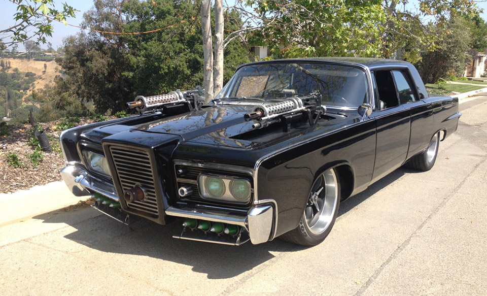 Own The Green Hornet's Black Beauty