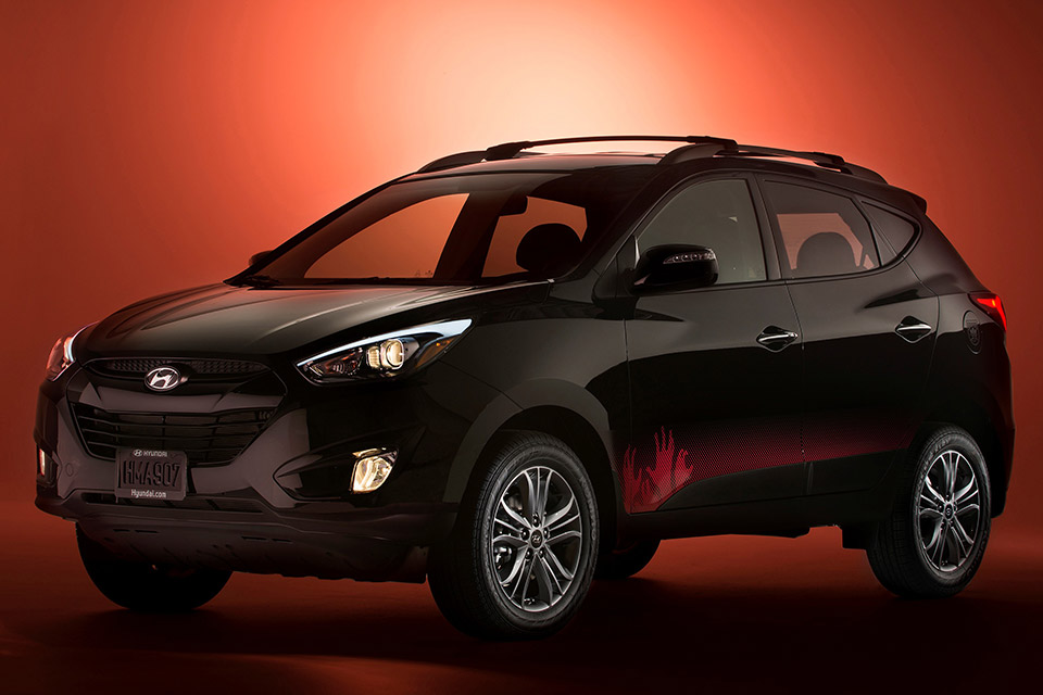 Hyundai Tucson Walking Dead Special Edition
