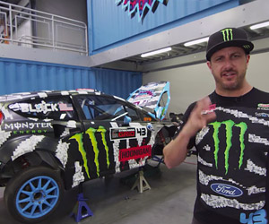 Inside Hoonigan Racing Division