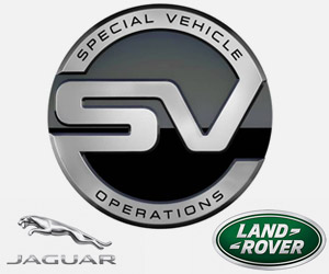 Jaguar Land Rover Special Ops Division Launched