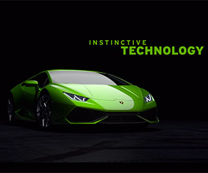 Lamborghini Showcases Huracán LP 610-4′s Tech