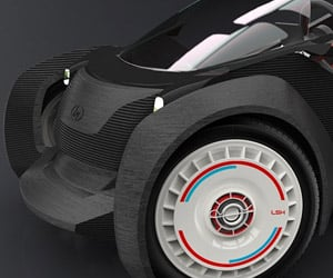 Local Motors Reveals 3D-Printed Car Contest Winner