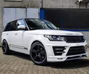 Lumma Range Rover Vogue CLR SR