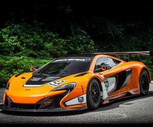 McLaren 650S GT3 Edition