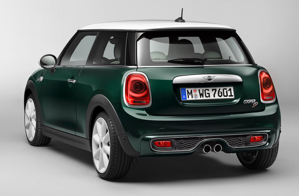 2014 mini cooper sd gets 170hp diesel engine 95 octane. Black Bedroom Furniture Sets. Home Design Ideas