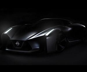 Nissan Gran Turismo Vision Concept Teased