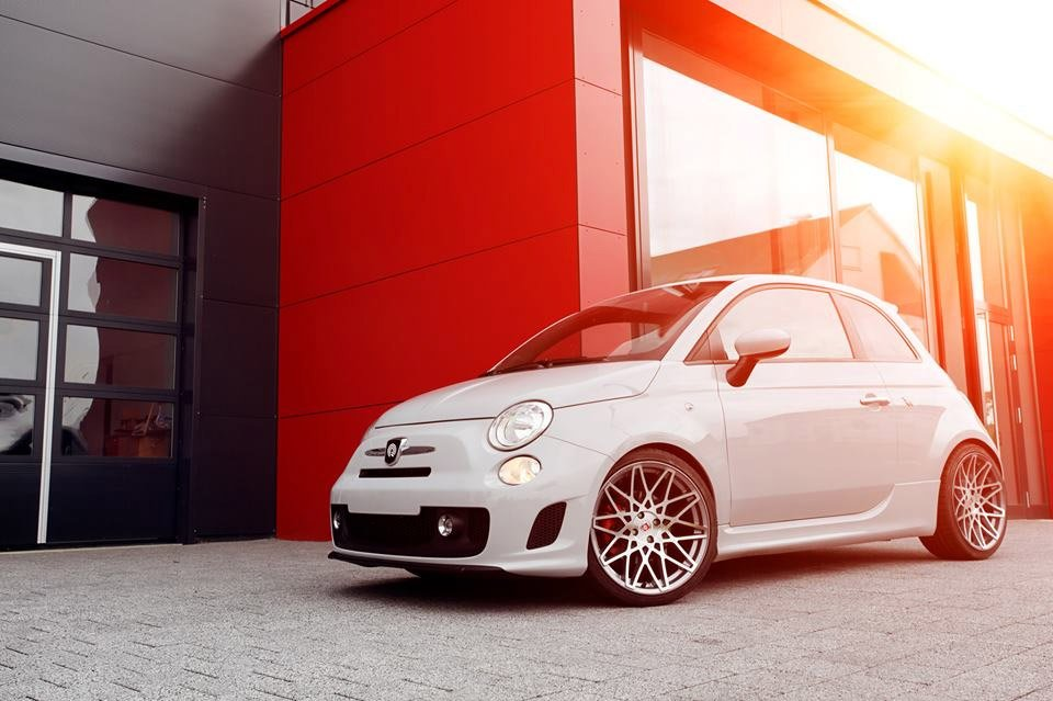 Pogea Racing Unlocks Fiat 500 Abarth Euro 6 ECU