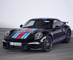 Porsche 911 S with Martini Livery for Le Mans