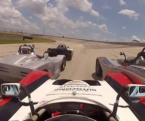 Racer Pulls from 25th to 1st after 100mph Spinout