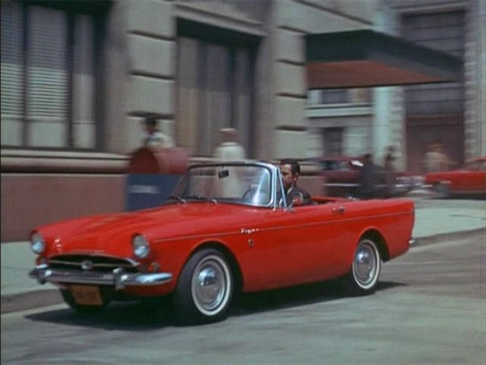 From The Vaults: The Sunbeam Tiger