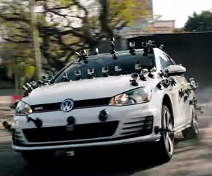 Tanner Foust's VW Golf GTI Interactive Adventure