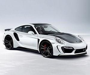 TOPCAR's Stunning Porsche 991 Stinger GTR