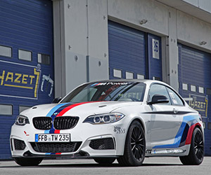 Tuningwerk Track-only BMW M235i RS