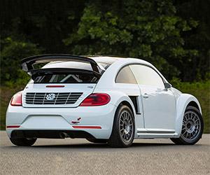 Volkswagen Beetle GRC Rallycross: A 544hp Bug